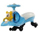 Passeio de boa qualidade no brinquedo com música e carro popular popular Swing