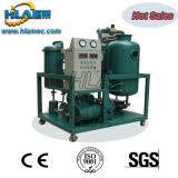 Sistema di riciclaggio residuo del petrolio idraulico