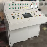 Painel de controle para o equipamento de borracha da destilação