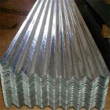ASTM G60波形を付けられた電流を通されたシートに屋根を付ける熱い浸された高い亜鉛コーティングの金属