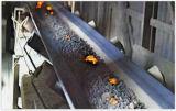 Banda transportadora resistente al fuego