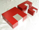 Роскошная коробка ювелирных изделий подарка (YS103)