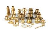 Peças de usinagem CNC de latão de alta qualidade