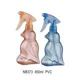 450ml de plastic Fles van de Spuitbus van de Trekker voor het Schoonmaken van het Huis (NB373)