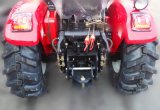 Low Price를 가진 소형 Farm Tractor 55HP 4WD Tractor