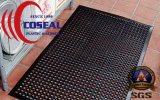 De rubber Mat van de Veiligheid voor Openlucht Industrieel van de Staven van de Workshop van de Fabriek van de Keuken