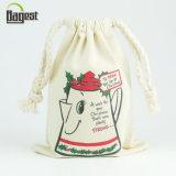 Saco de poeira recicl Eco-Friendly impresso personalizado da lona do algodão
