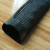 3k, Faser-Hülsen-umsponnene Hülsen des Kohlenstoff-12k für hitzebeständiges