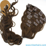 Body Wave Indian 100% Human Remy Clip on Hair Extension