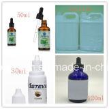 Glasflaschen-FlüssigkeitStevia des tropfenzähler-50ml