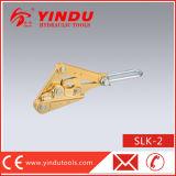 Сжатие веревочки провода кабеля алюминиевого сплава 20 Kn (SLK-2)