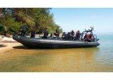 De Boot van /Patrol van de Boot van de Redding van Aqualand 30feet 9m/de Boot van de Motor van de Rib (RIB900B)