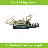 Горячий инструмент велосипеда сбывания, комплект ключа Ален