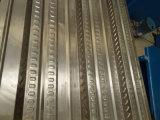 Machine de formage de rouleau de feuille de plancher de plancher de 2 pouces