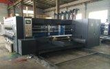 7 máquina acanalada de la fabricación de cajas del cartón del color de la serie 4