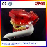 Aspiration légère intraorale de matériel chirurgical dentaire d'approvisionnements