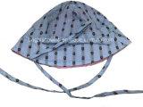 Chapeau souple personnalisé de Sun de bande de position de mode de bébé pour l'été