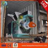 Biomasse/interpréteur de commandes interactif en bois/sciure/bambou/arachide/boulette interpréteur de commandes interactif d'haricot faisant la machine avec le bon prix