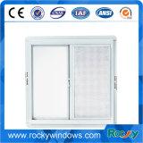 Aluminiumrahmen Glaswindows/Büro-schiebendes Glasfenster/Büro-schiebendes Innenfenster