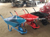 Äthiopien Model Wheelbarrow Wb3800 mit Green Metal Tray