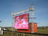 Innen-/im Freien/Stadium P5.95 P4.81 P6.25 Miet-LED-Bildschirmanzeige des China-besten Preis-2016 mit Bildschirm-Vorstand der Qualitäts-LED