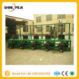 Stahldrahtziehen-Maschinen-/Stahlwolle-Maschinen-/Stahlwolle-Rolle, die Maschinen-/Stahlwolle-Seifen-Auflage-Maschine herstellt