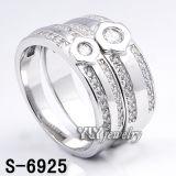 Anel de prata da forma 925 Wedding/Engagement (S-6921/22/23/24/25)