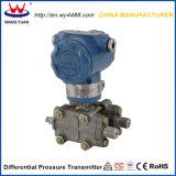 Transmisor del nivel líquido del montaje del borde de Wp3051lt