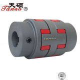 Acoplador material de acero de la quijada del acoplador flexible de los Ts-S del surtidor de China