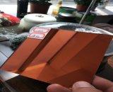 6 mm de aluminio color plateado movido hacia atrás del espejo de cristal Decoración y Muebles
