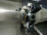 Tck-45lsの多目的機械小型金属の旋盤CNCの旋盤