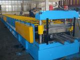 Roulis de Decking d'étage en métal de frontière de sécurité formant la machine