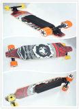 Новым подгонянный украшением скейтборд высокого качества электрический