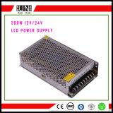 fonte de alimentação 200W, fonte de alimentação do interruptor de DC12V DC24V DC48V DC5V, excitador do diodo emissor de luz 200W