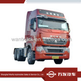 Camion del trattore di Sinotruk HOWO T7h 6X4 Zz4257V324hc1b di alta qualità
