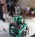 Walzen-Rohr-verbiegende Maschine/hydraulischer elektrischer galvanisierter Rohr-Bieger