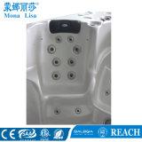 4.8 Baquet chaud de bain de lucite de mètre de massage extérieur acrylique de STATION THERMALE (M-3370)