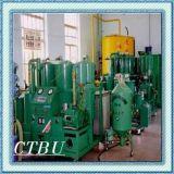 Máquina movible del purificador del aceite lubricante