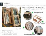 La fabbrica della Cina fornisce alla finestra francese multifunzionale della stoffa per tendine di legno di quercia hardware