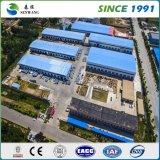 중국은 창고 작업장 사무실을%s 강철 구조물 건물을 조립식으로 만들었다