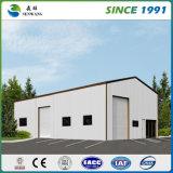 安いプレハブのホームは鉄骨構造の倉庫の価格を組立て式に作った