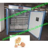 Automatischer Geflügel-Huhn-Vogel-Gans-Ente-Ei-Inkubator, der Maschine ausbrütet