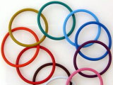 Подгонянный стандарт/Non стандартное колцеобразное уплотнение силикона хорошего качества резиновый
