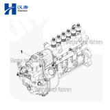 Van de diesel van Cummins de motor6LT delen 4944057 generatormotor 5258154 brandstofinjectiepomp