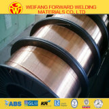 Газ СО2 Er70s-6 защищая провод заварки в катышке 15kgs/