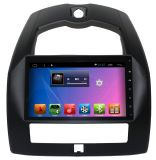 GPS Navigation/TV/WiFiの2010日産Livinaの人間の特徴をもつシステム車のDVDプレイヤー