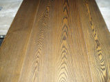 15 18 milímetros Smoked Oak Hardwood Parquet Engineered Wood Flooring