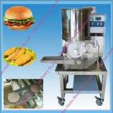Grafico a torta carne/dell'hamburger che forma macchina