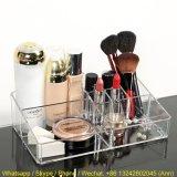 Hot Sale Acrílico Plástico Cosmético Beleza Caixa Maquiagem Box