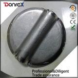 Disque fait sur commande de soupape de bâti de précision d'acier inoxydable